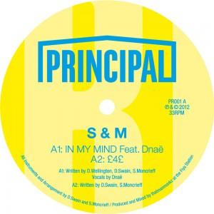 A. S&M FT: DNAE - IN MY MIND (PR001)